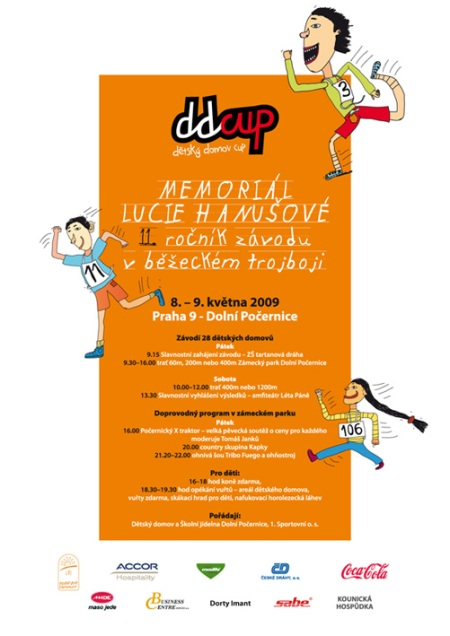 DDCUP BEH 2009 PLAKAT A2.indd