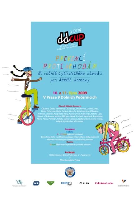 DDCUP2009_Cyklistika_Plakat_A2